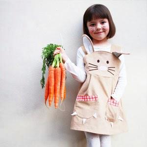 Buy Handmade | Christmas Gift Guide For Children - Rabbit Dress