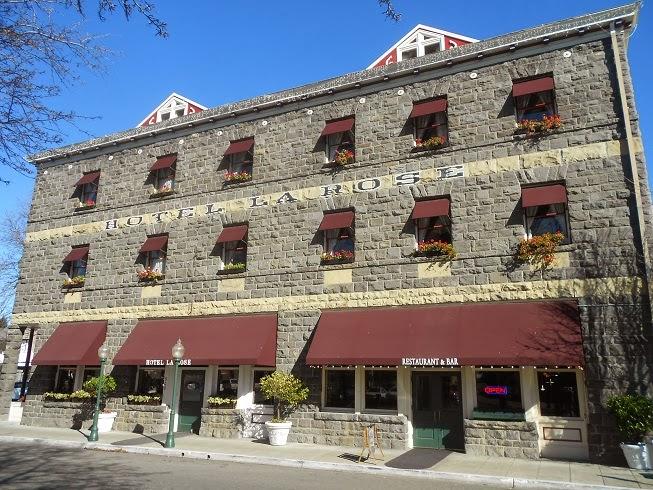 Santa Rosa California 39 S Railroad Square Historic District