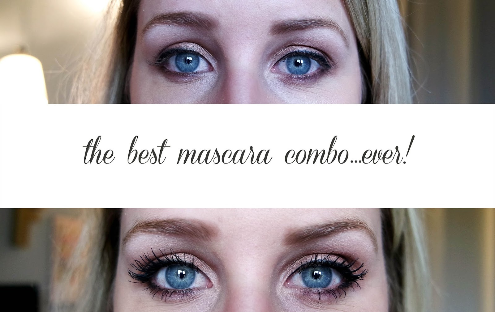 the best lash primer + mascara