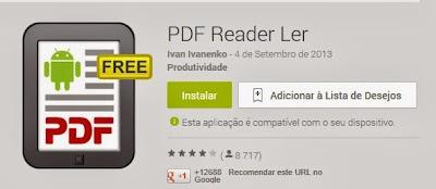 aplicação para android, app android, apps android, pdfs, e-book, e-books, Cris Henriques, http://oqueomeucoracaodiz.blogspot.com/, O Que O Meu Coração Diz