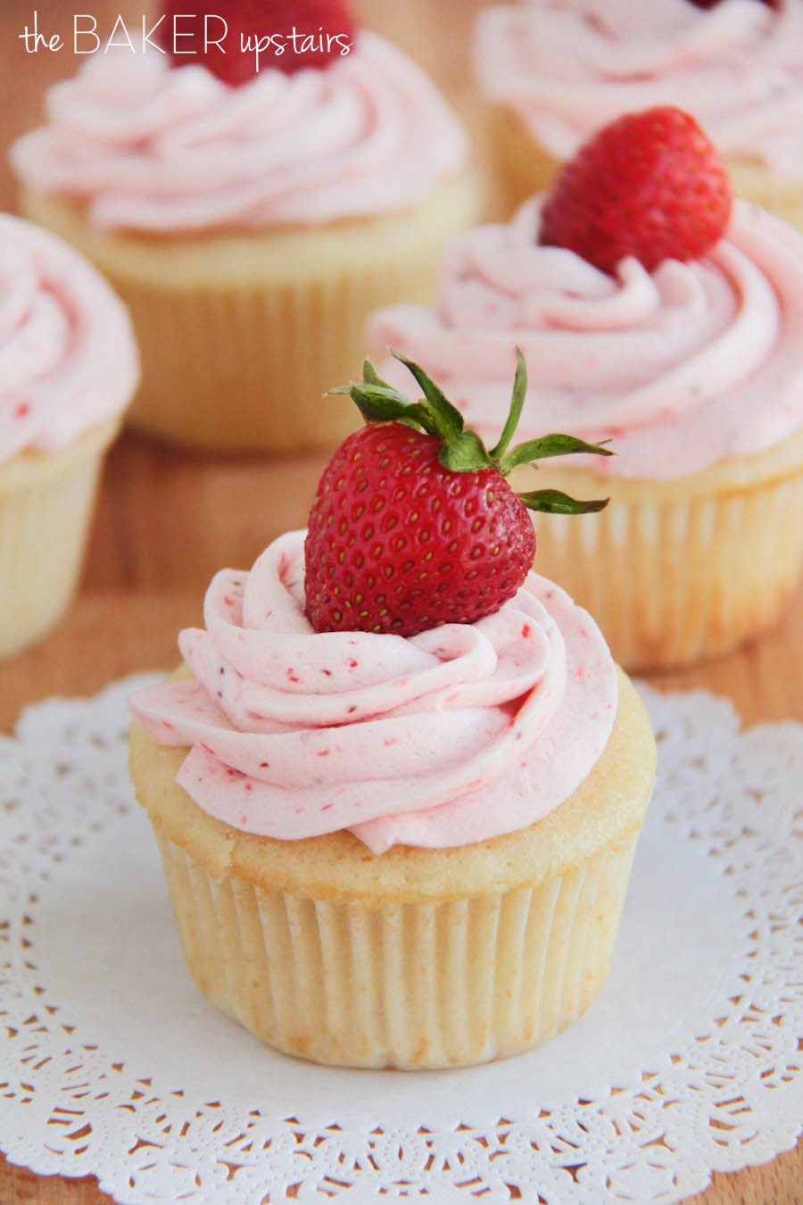 The strawberry buttercream, though… holy hannah it is delicious! The ...