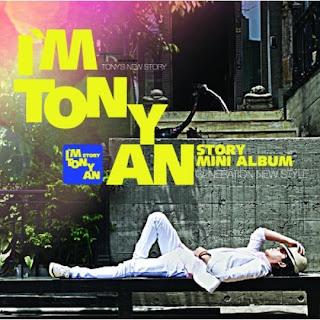Tony An (토니안) - I'm Tony An [Mini Album Vol. 5]