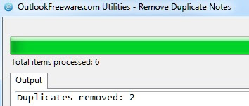 Download Remove Duplicate Notes dodatak za Microsoft Outlook 2010, 2007 i 2003