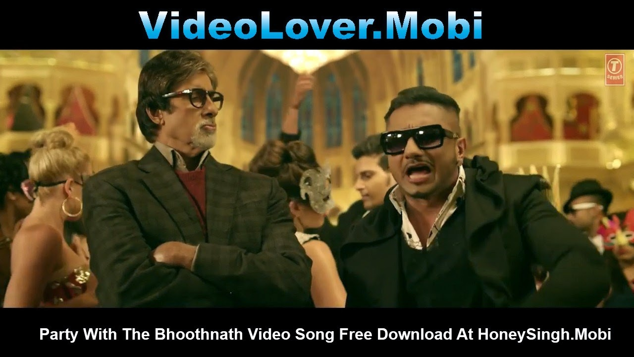 Party Of The Bhootnath Mp3 Song