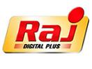 Raj Digital Plus TV Logo