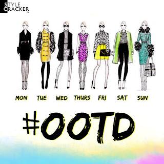 Enough Hashtag #OOTD