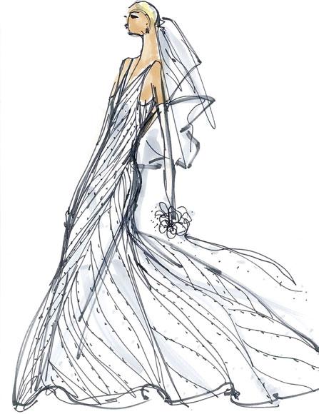 vestido Marta Ortega
