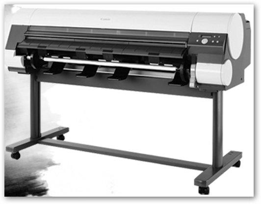mesin plotter Canon w840