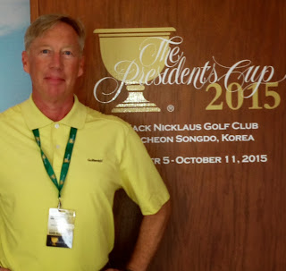 Jack Nicklaus Golf Club Korea and 2015 Presidents Cup