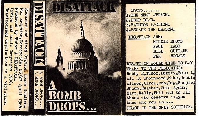 Disattack A Bomb Drops