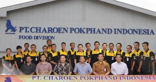 Lowongan Kerja di Cirebon PT Charoen Pokphand Indonesia