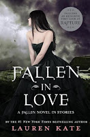 Book cover of Fallen in Love by Lauren Kate