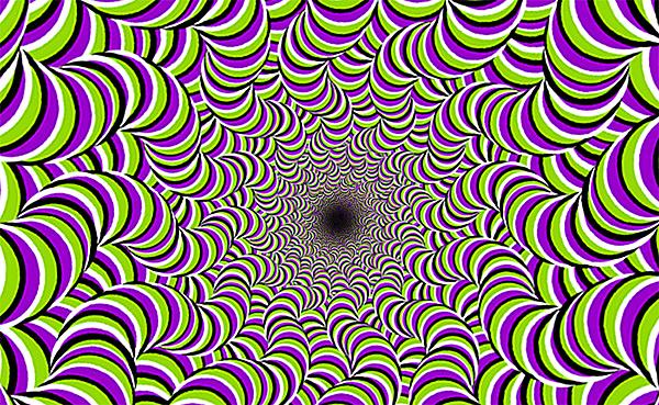 Stranebizzarrie quando l 39 occhio inganna la mente si for Quadri illusioni ottiche