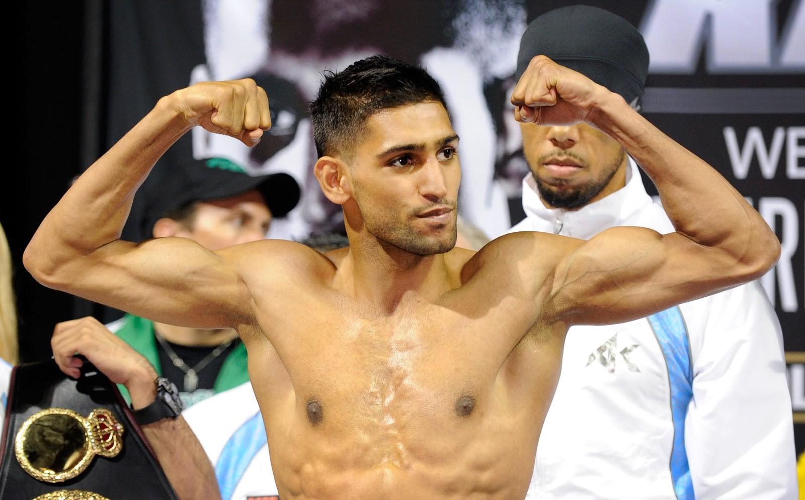 amir khan boxing