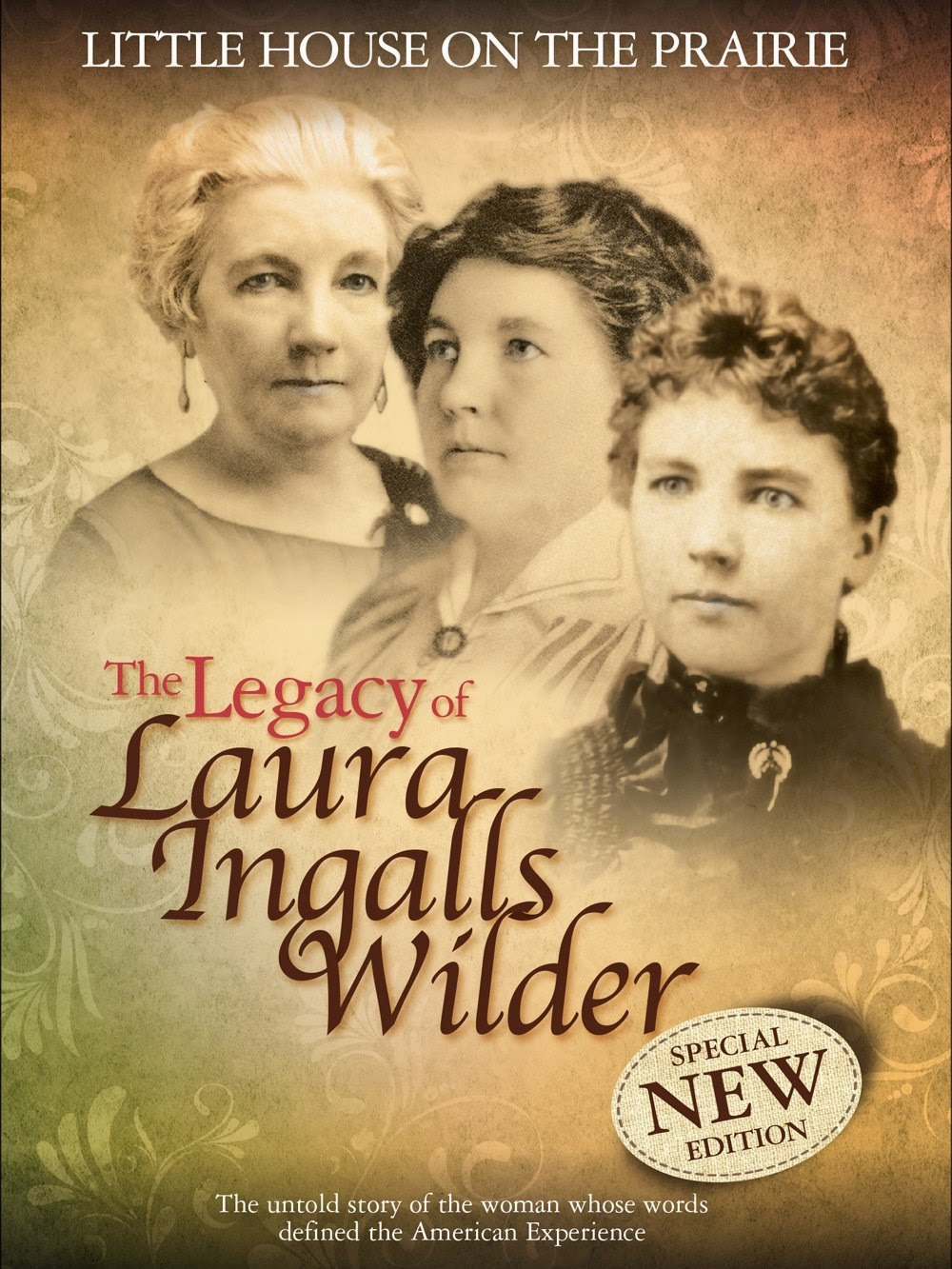 New documentary: The Legacy of Laura Ingalls Wilder.