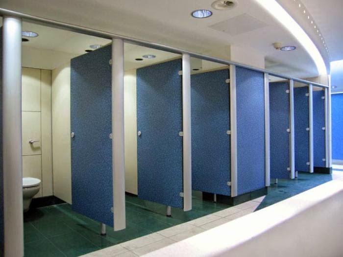 Misteri Tiada Cermin Dalam Tandas Sebuah Mall Di Seremban