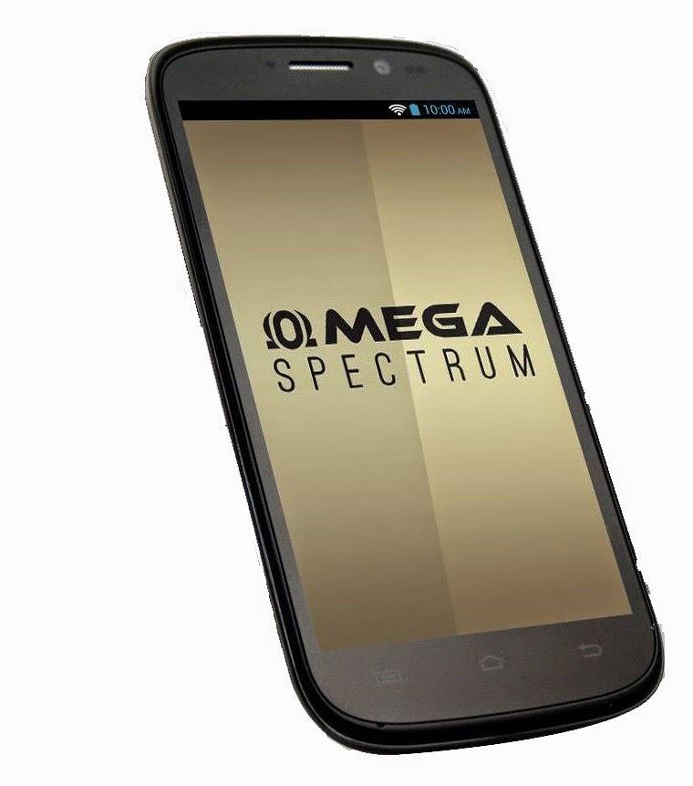 omega spectrum stock rom