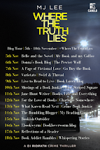 Where The Truth Lies Blog Tour