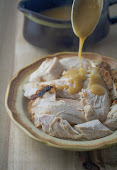 Slow Cooker Herb-Rubbed Turkey Breast
