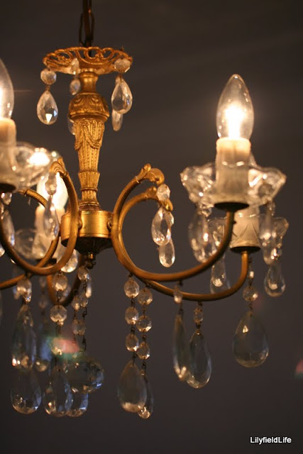 French lighting - chandeliers
