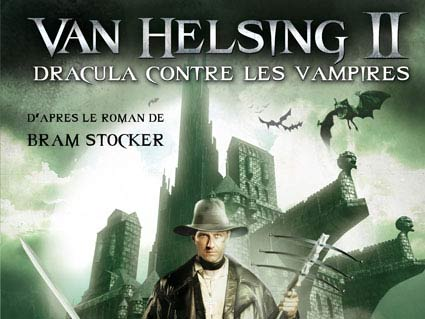 Van Helsing 2 poster