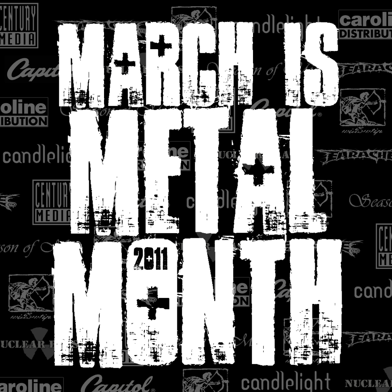 Month Of March March is metal month at zia