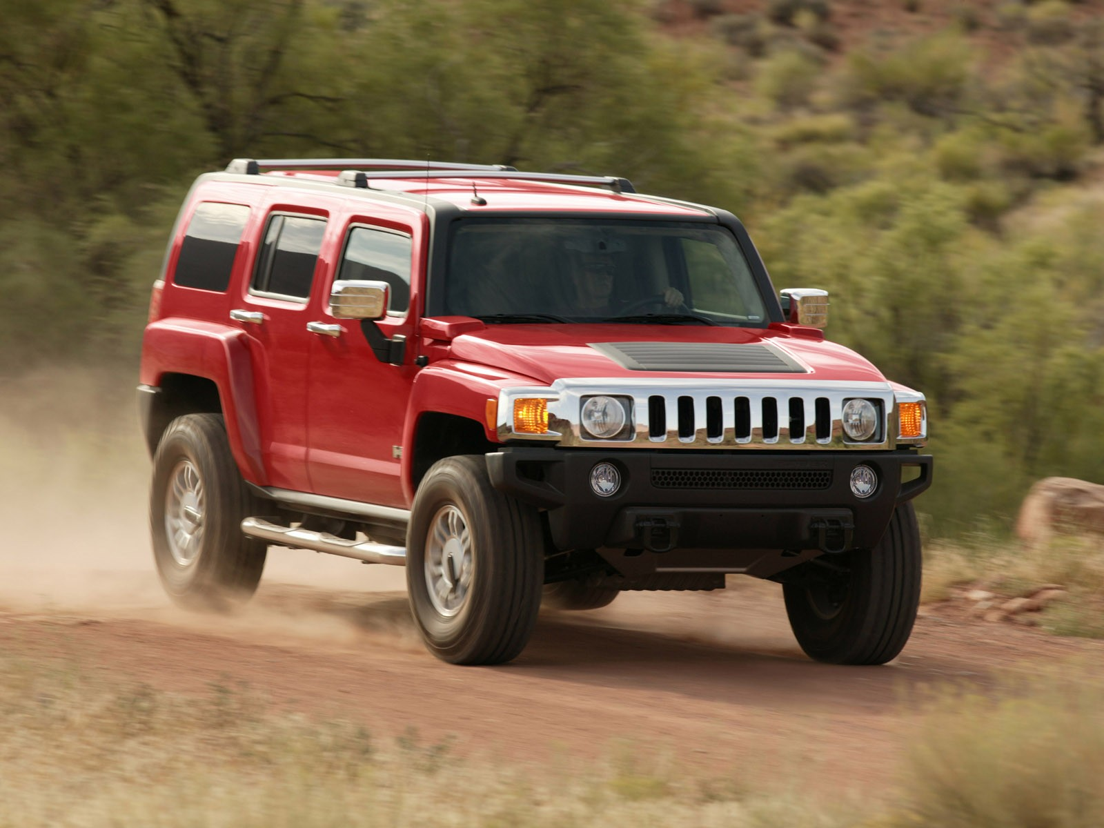 Top Cars Zone Hummer H3 Picture Collection