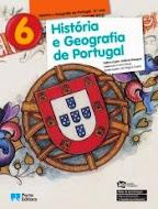 HISTÓRIA E GEOGRAFIA DE PORTUGAL: 6º ANO