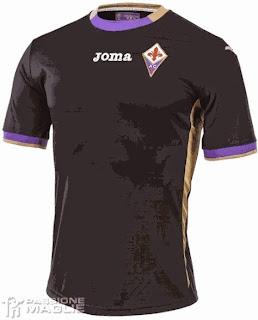 grade ori, jual jersey Fiorentina third, muaim 2014/2015, kualitas grade ori made in Thailand, harga grosir, murah