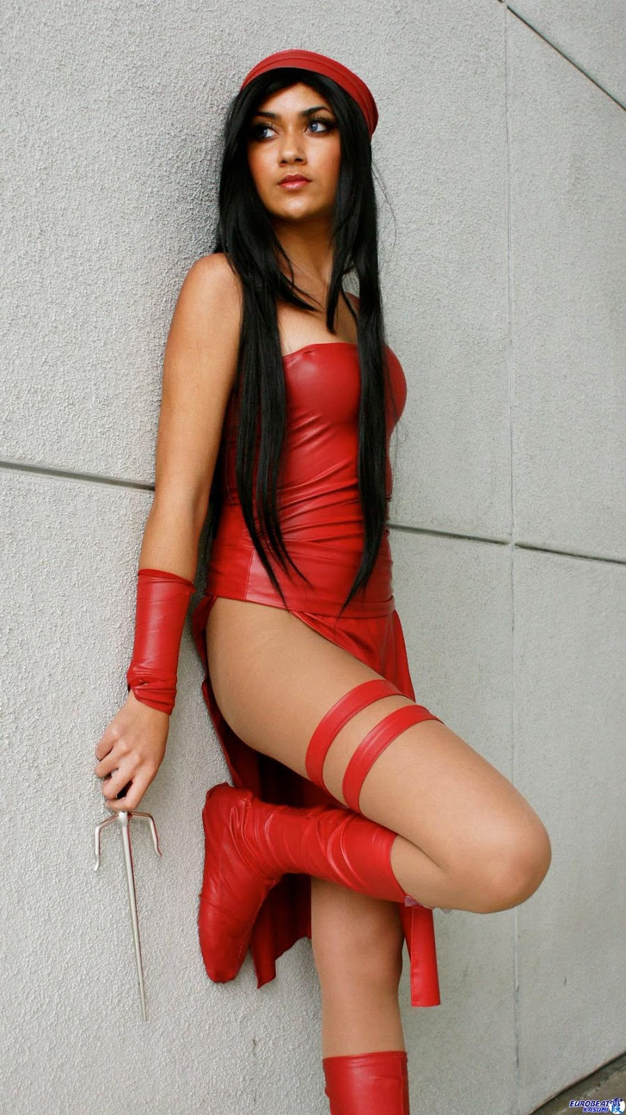Ảnh gái xinh khoe bưởi trong lễ hội Cosplay 15