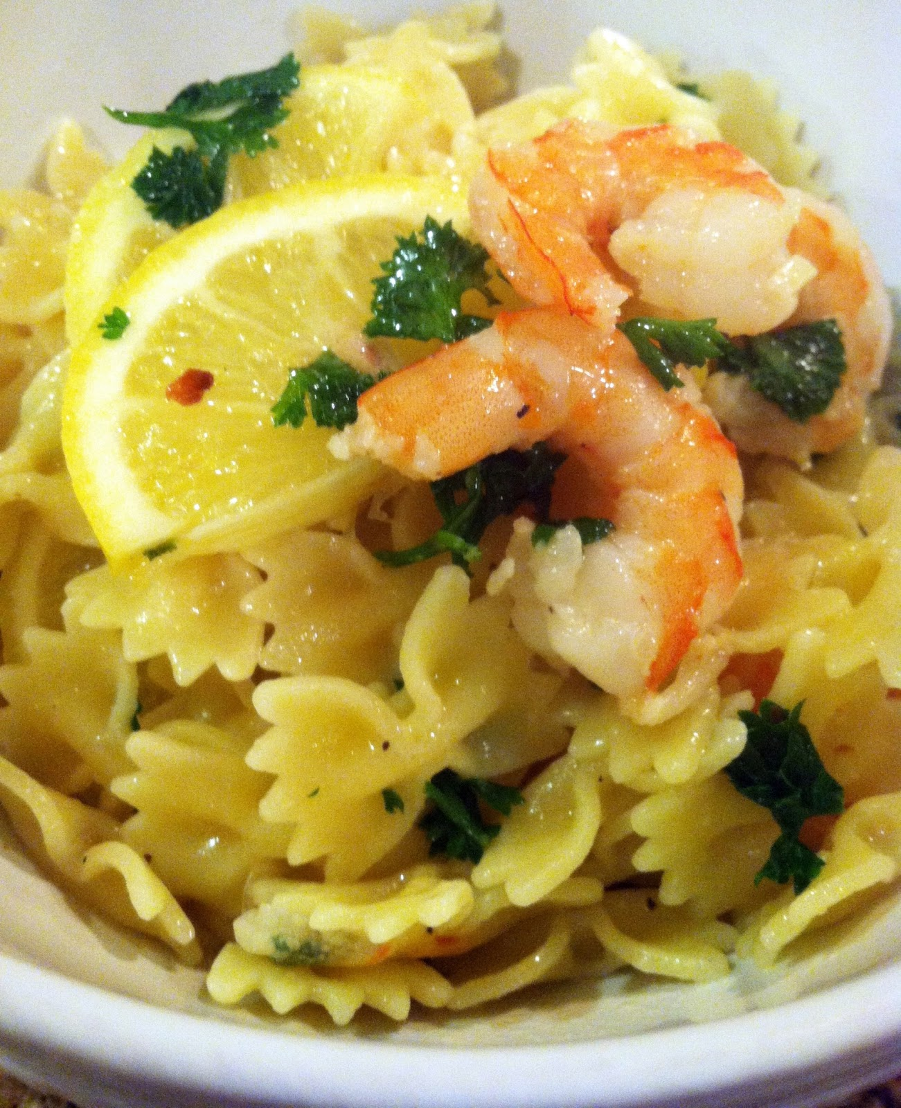 Hopes Dreams Beachy Shrimp Pasta Barefoot Contessa 39 S