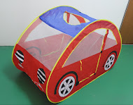 New Car Playtent Now RM70 only ,Free 25pcs plastic ball!!!