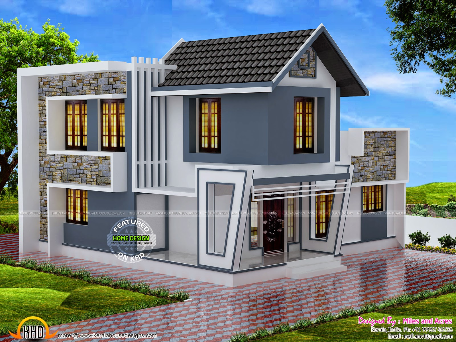 See floor plans read more please follow kerala home design - Free Floor Plan Available Yes Design Style Modern See House Plan Read More Please Follow Kerala Home Design