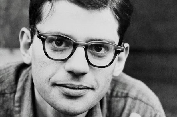Allen Ginsberg jeune