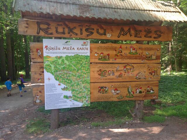 riga tervete letonya çocuk parkları