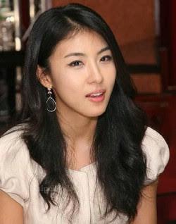 Ha Ji Won..