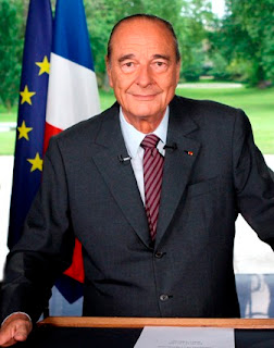 Jacques Chirac-President of the Republic of France to-22