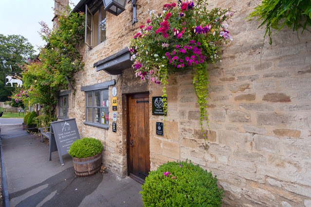 The Lamb Inn at Burford in the Cotswolds by Martyn Ferry Photography