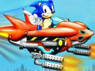 Sonic Uçak Oyunu