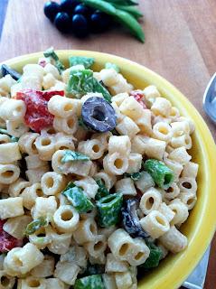 http://pantrydreams.blogspot.com/2013/06/summertime-macaroni-salad.html