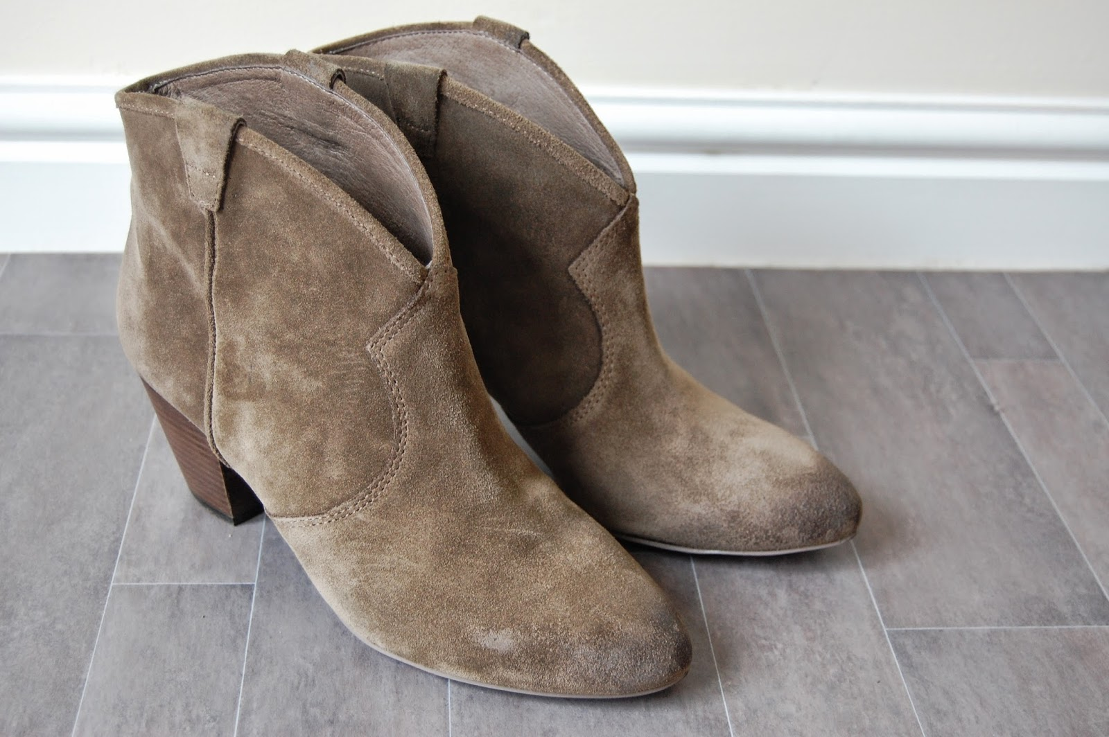 Ash JALOUSE boots