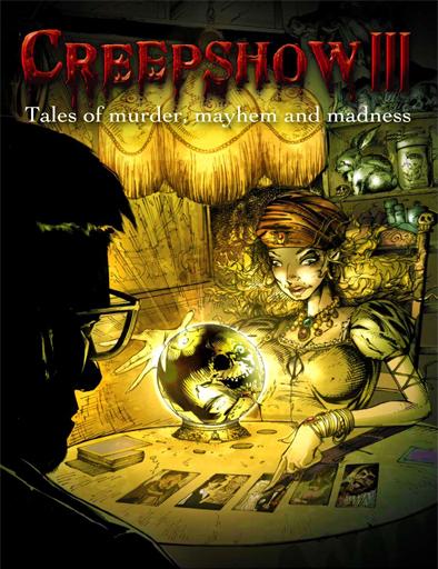 Ver Cuentos de terror 3 (Creepshow 3) (2006) Online