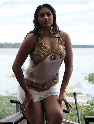 Namitha hot