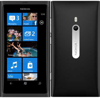 Nokia Lumia 1520 Black Windows Phone 8 Edition