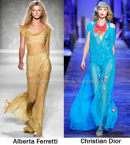 ефирни летни рокли