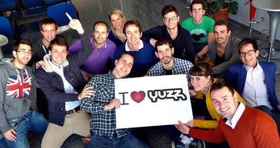 Nunonu yuzz nos lleva a silicon valley for Oficinas ups valencia