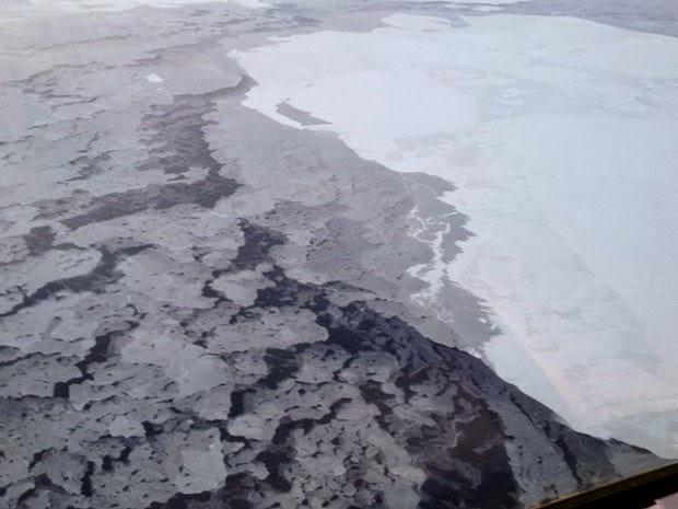 Pouca neve no Ártico e degelo alarmam cientistas