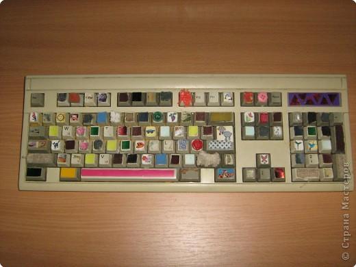Сенсорная клавиатура своими руками