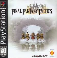 Final Fantasy Tactics - PS1 - ISOs Download