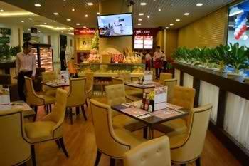 Givral Cafe ưu đãi khai trương địa điểm thứ 2, khuyến mãi ăn uống, khuyen mai nha hang, tin khuyen mai, khuyen mai an uong, diem an uong ngon